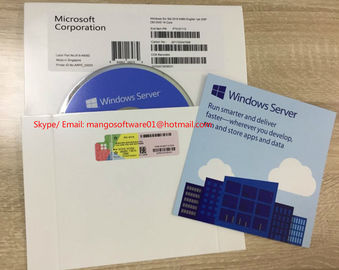 Lifetime Warranty Microsoft Windows Sever 2016 Data Center 64 Bit DVD Pack Oem