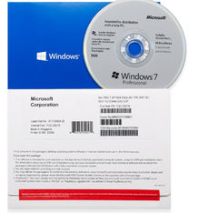 Microsoft Software Windows 7 Home OEM Package 32/64 Bits With DVD Win 7 home online activation